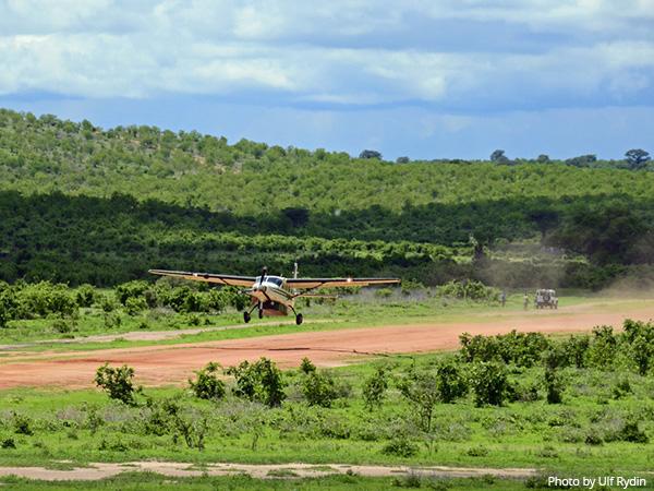 Piste d'atterrissage de Msembe, Tanzanie