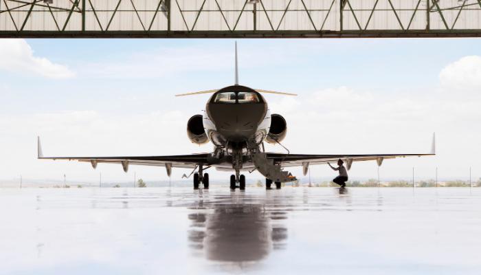 PrivateFly flight