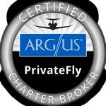 PrivateFly certifié Argus