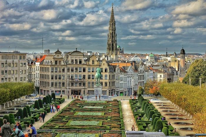 Bruxelles en jet privé