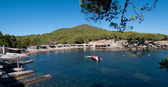 Ibiza en jet privé