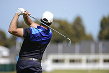 Open Golf Championship by Private Jet