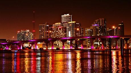 Miami by Private Jet