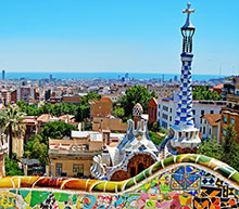 Private jet flights to Spain