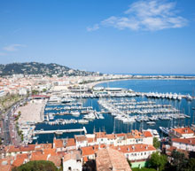 Cannes film festival flights