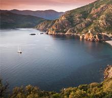 Corsica by private jet