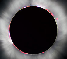 Solar Eclipse 20 March