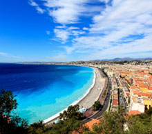 private jet charter to Cannes, Monaco and Nice