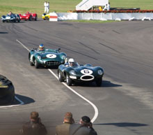 Fly by private jet or helicopter to Goodwood