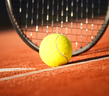 Grand Slam Tennis Tournaments by private jets
