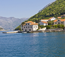 Jet charter to Montenegro