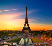 private jet charter Paris Le Bourget