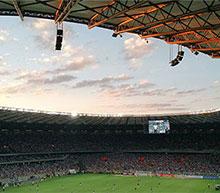UEFA Euros football flights